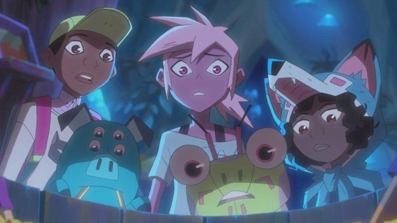DreamWorks vă prezintă minunatul trailer & # 39; Kipo ' S39