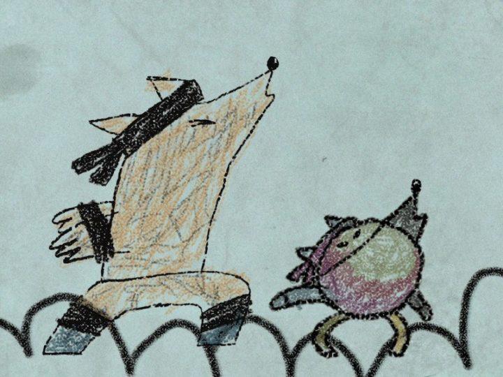 Come uno studio messicano ha trasformato i disegni dei bambini in animazioni per il film vincitore di Berlino & # 39; Los Lobos & # 39;
