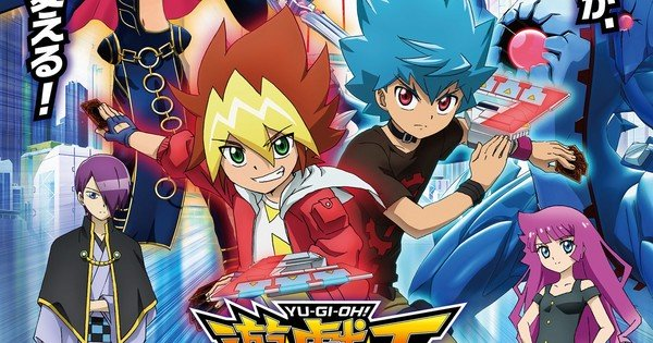 The anime Yu-Gi-Oh! Sevens resumes in August after COVID-19 delay