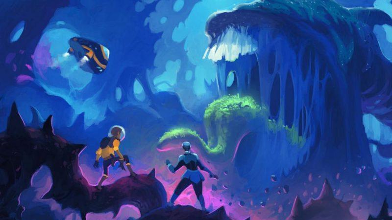 Steamroller Studios lança 'vencedor do prêmio' Spice Frontier & # 39;