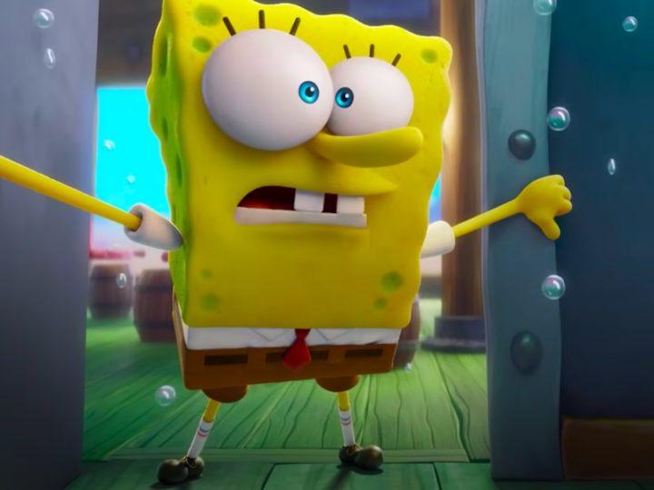 """Il CEO di ViacomCBS non esclude il lancio diretto su VOD per l'imminente film """"SpongeBob"""""""