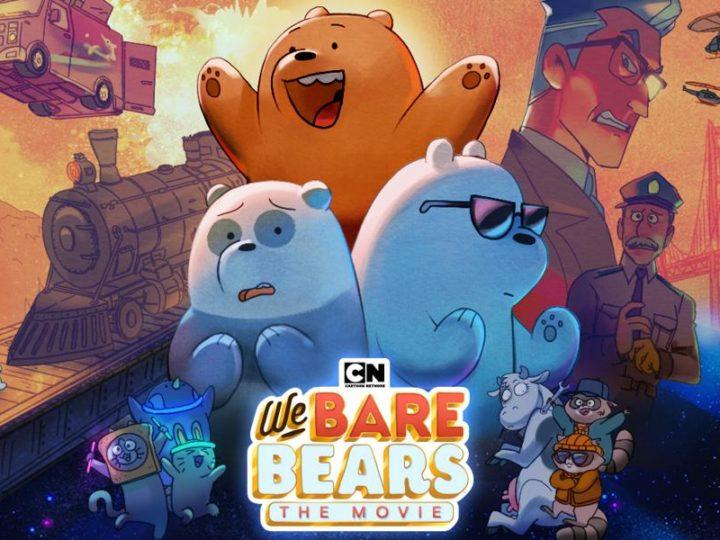 """""""We Bare Bears The Movie"""" di Cartoon Network si prepara al debutto digitale"""