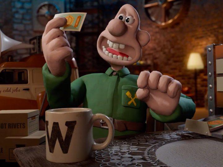 Wallace e Gromit hanno un bell'aspetto in CG per l'imminente The Big Fix Up & # 39;