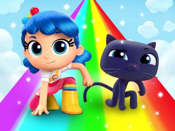 """Netflix ritorna nel Regno dell'Arcobaleno nello speciale """" Vera: Rainbow Rescue """""""