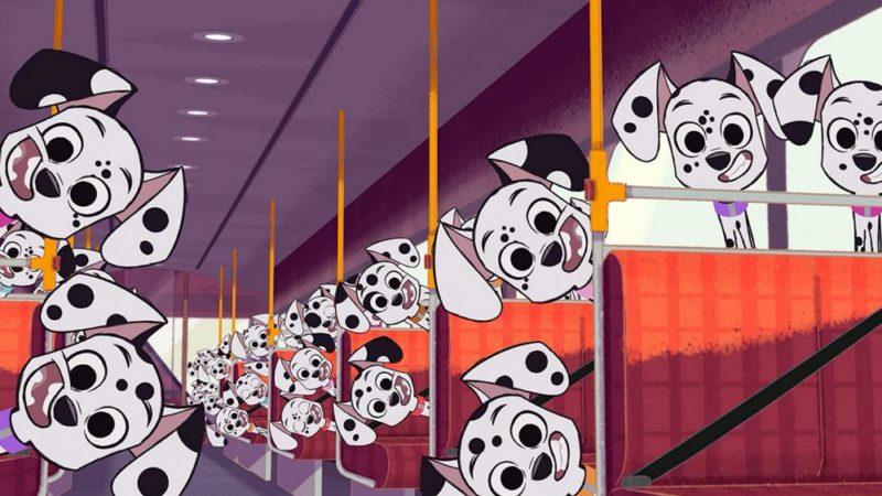 Isossa-Britanniassa Disney tuo animoidut lasissarjat yksinomaan Disney +: lle