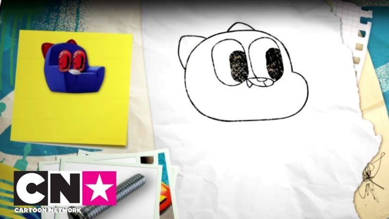Come disegnare Gumball | CN insieme | Cartoon Network Italia