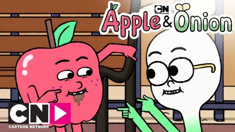 Gara di foto | Apple & Onion | Cartoon Network Italia