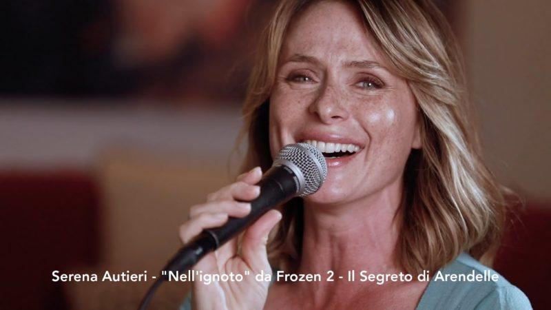 #DisneyMagicMoments: Serena Autieri per Croce Rossa Italiana