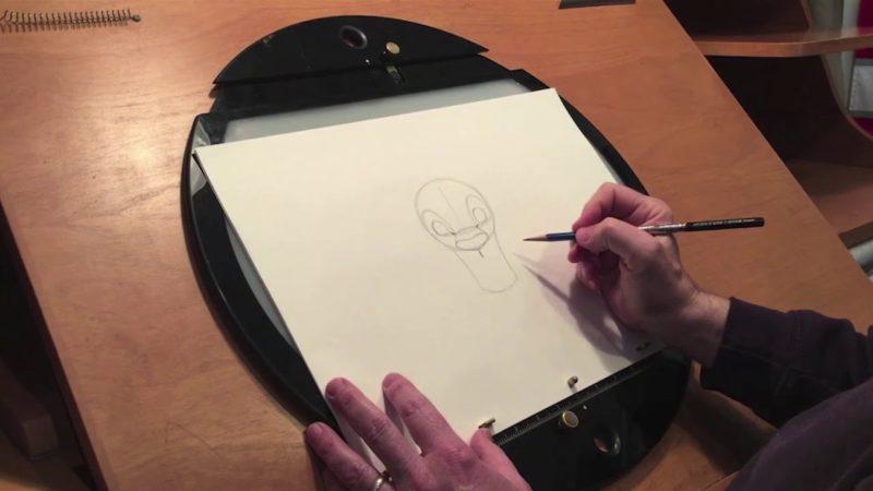 دعونا نتعلم كيفية رسم سيمبا