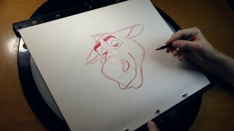 Impariamo a disegnare Sven