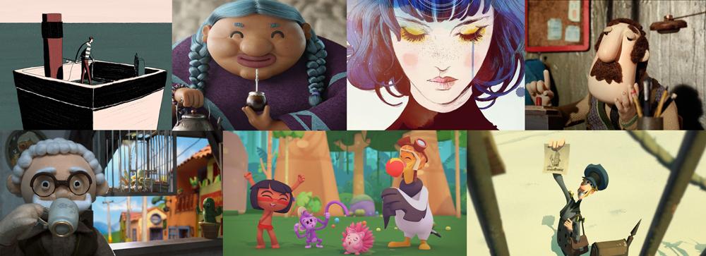 Collage dei Premi Quirino