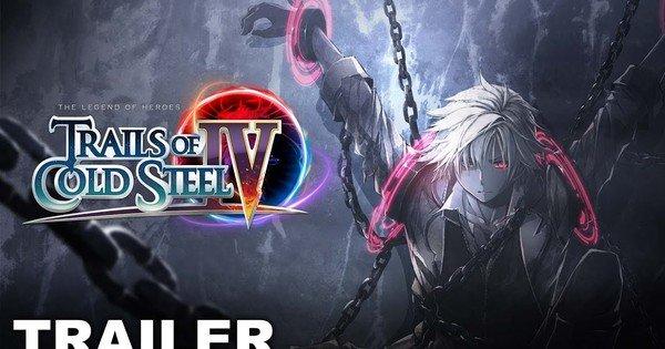 The Legend of Heroes: Trails of Cold Steel IV Il trailer di gioco rivela l'uscita di ottobre per PS4 in Occidente – Notizie
