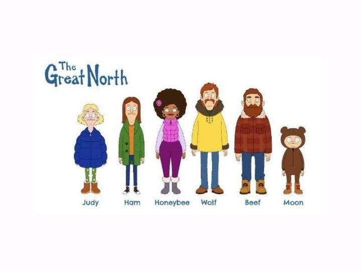 FOX ripete & # 39; The Great North & # 39; prima della prima della serie