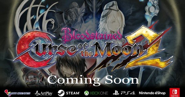 Bloodstained: Curse of the Moon Sequel del gioco – Notizie