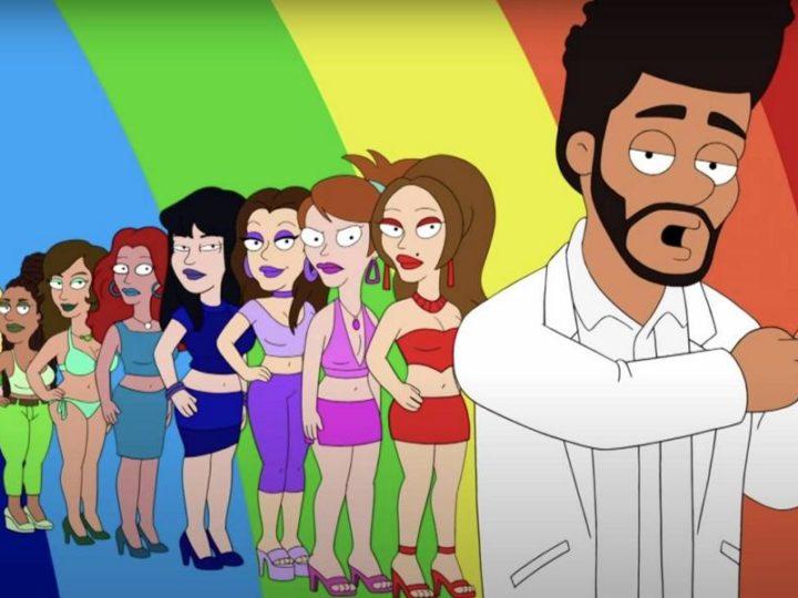 "Abel ""The Weeknd"" Tesfaye e Joel Hurwitz parlano del loro ""papà americano""! Episodio"