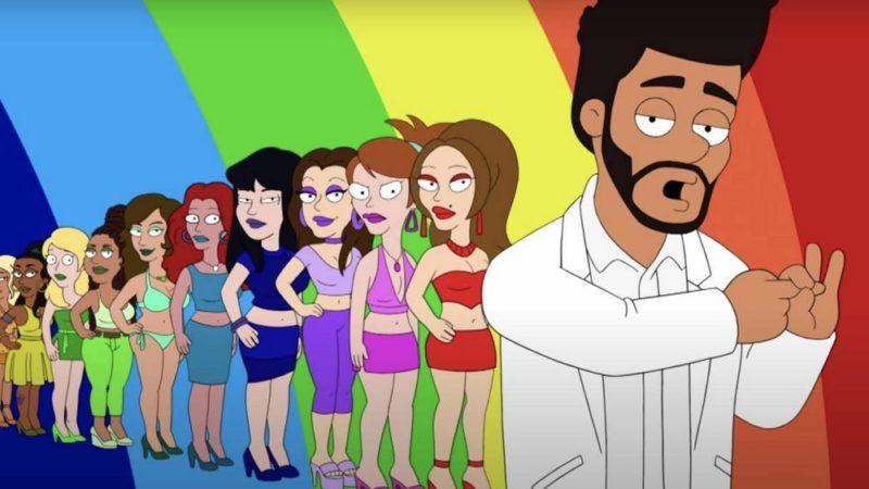 """Abel """"The Weeknd"""" Tesfaye ja Joel Hurwitz puhuvat """"amerikkalaisesta isästään""""! episodi"""