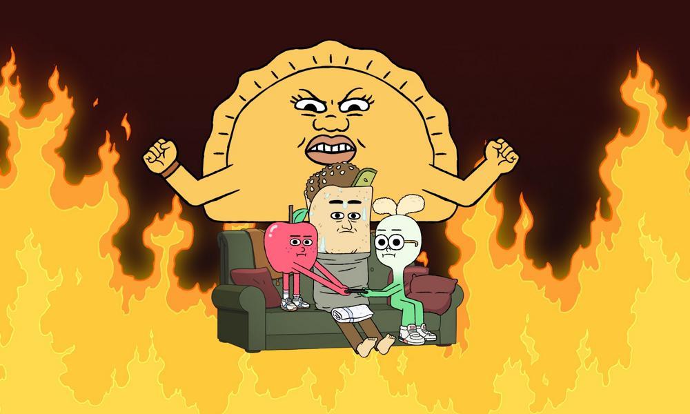 """""""Apple & Onion"""" di Cartoon Network è la prima nuova serie di luglio"""