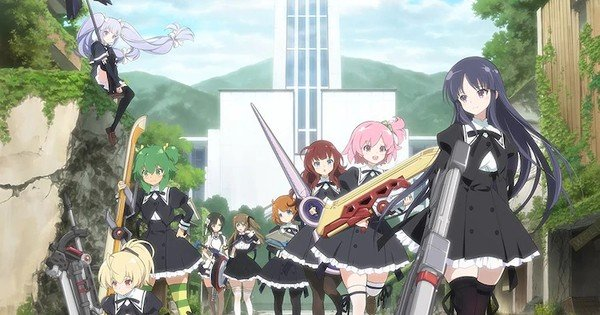 Anime TV Assault Lily Bouquet lanza Sayaka Harada - Noticias