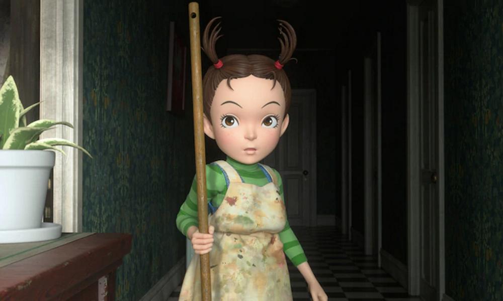 """Le prime immagini del prossimo film di animazione in CG dello Studio Ghibli """" Aya e la strega """""""