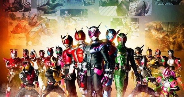 Kamen Rider Heisei Generations FOREVER Il film si aprirà in Nord America l'11 luglio