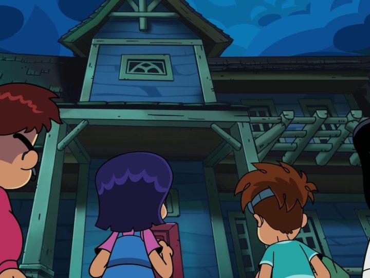"""Osumapeli """"Hei naapuri"""" tuotti oppaan animoidun sarjan menestykseen"""