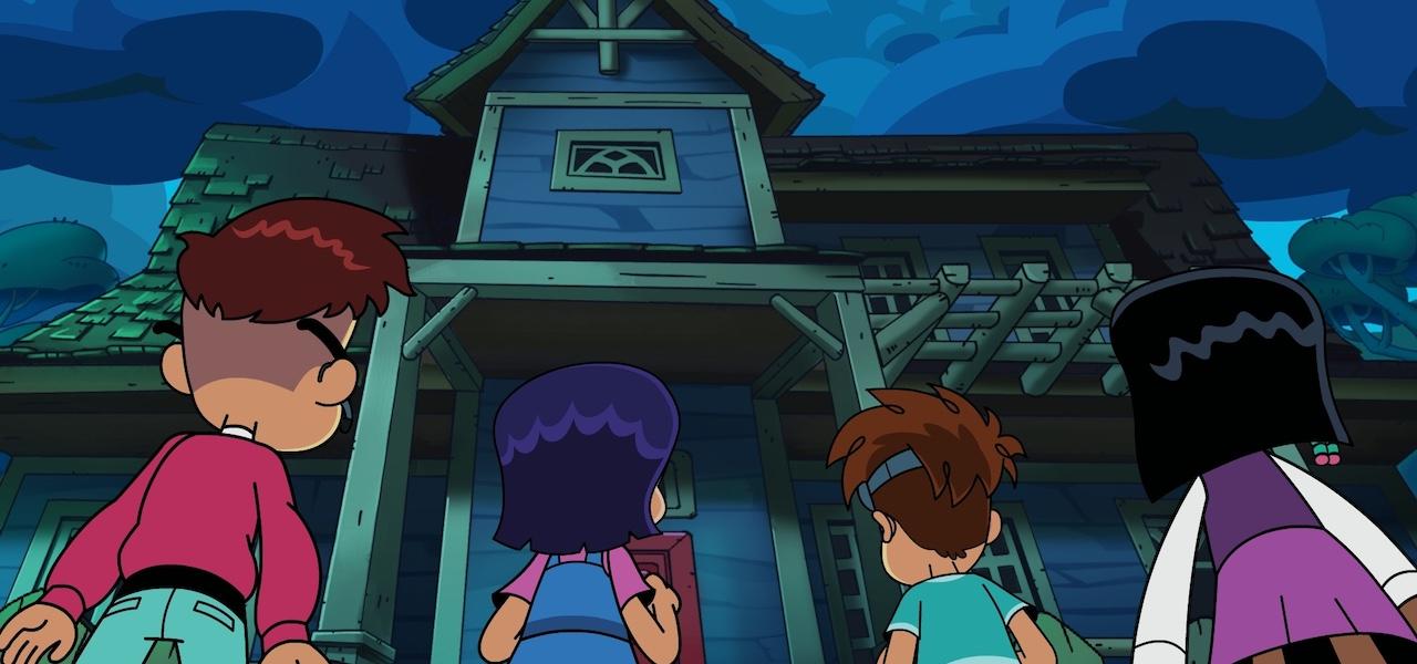 """Il gioco di successo """"Hello Neighbor """" ha generato una guida al successo della serie animata"""