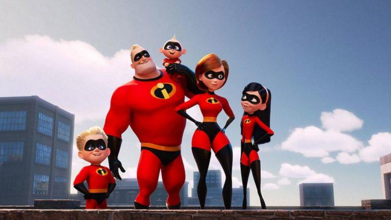 Heinäkuun animoitu ja elokuvamainen sarja Disney +: lla