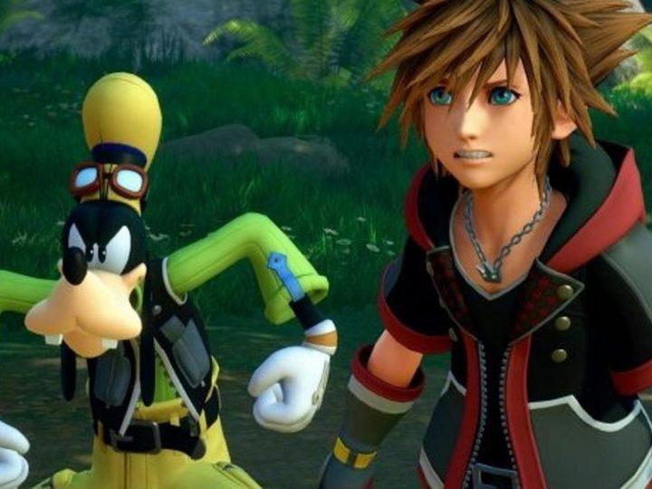 "Serie ""Kingdom Hearts"" in sviluppo per Disney +"