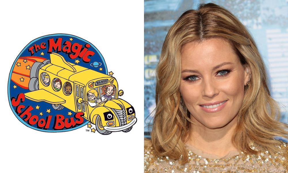 Elizabeth Banks interpreterà Ms. Frizzle nel film ibrido & # 39; Magic School Bus & # 39;