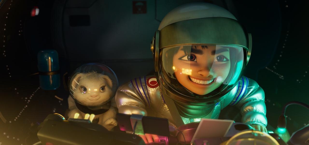 """Guarda il primo trailer di """" Over the Moon"""", film d'esordio alla regia di Glen Keane"""