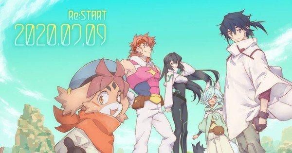 Gundam Build Divers Re: RISE Stagione 2 L'anime riprende dopo il ritardo COVID-19 – Notizie