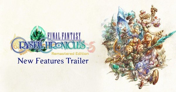 Trailer do jogo final do programa Final Fantasy Crystal Chronicles Remastered - Notícias