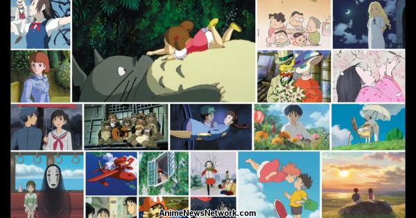 Netflix Streams Studio Ghibli Movies In Canada – Notizie