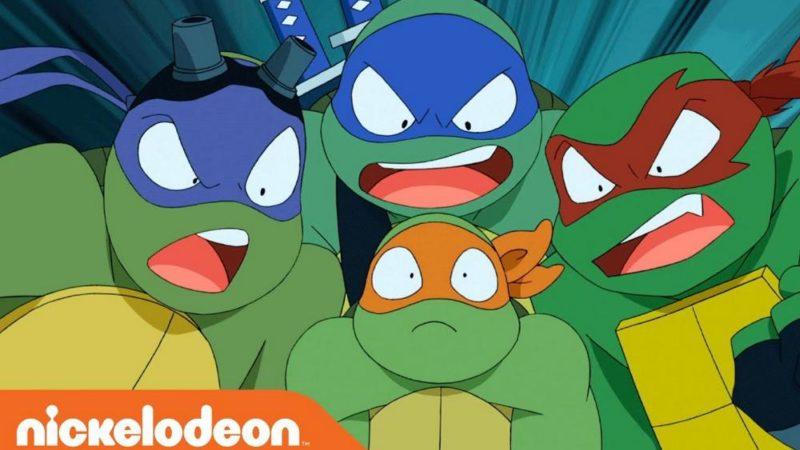 """Nickelodeon valmistelee Ninja-kilpikonnien uuden elokuvan """"TMNT"""""""