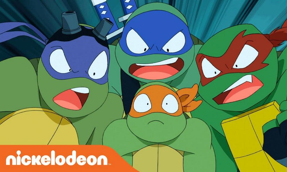 "Nickelodeon prepara il nuovo film ""TMNT "" delle Tartarughe Ninja"