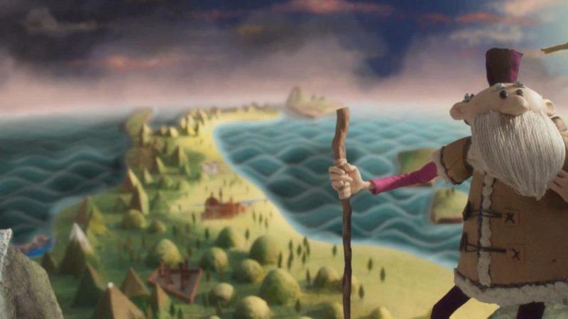 Keksijäelokuva julkaisee lasten kilpailun