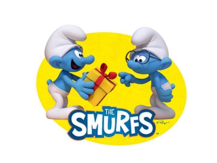 """Nickelodeon begrüßt """"The Smurfs"""" mit der neuen animierten CG-Serie,"""