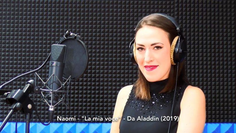 #DisneyMagicMoments: Naomi Rivieccio per Croce Rossa Italiana