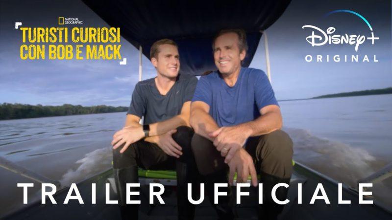 Disney+ I Turisti Curiosi Con Bob e Mack – Dal 24 Luglio In Streaming