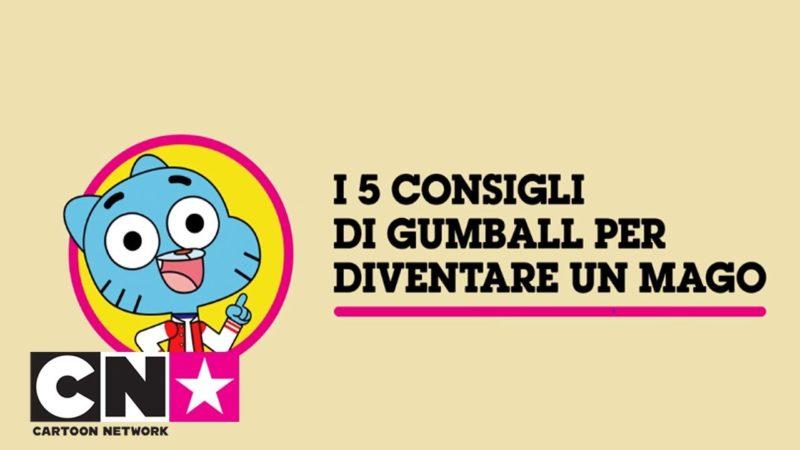 I 5 consigli di Gumball per diventare un mago | Cartoon Network Italia