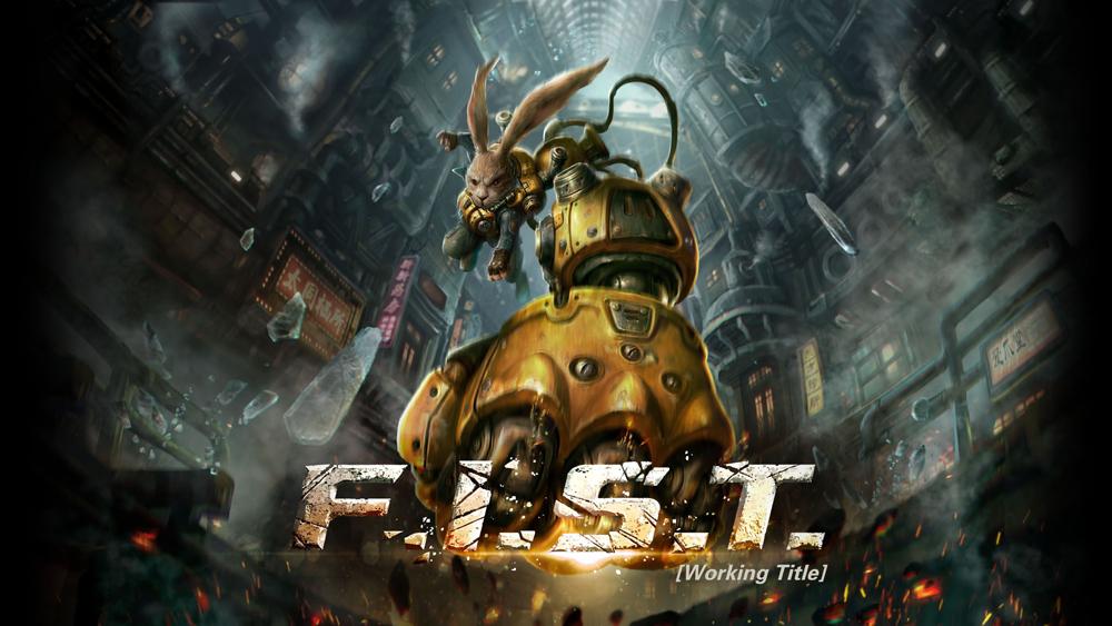 F.I.S.T .: forgiato in Shadow Torch
