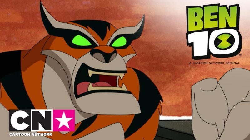 Il potere di Sdoppione e Tigre | The power of 10 | Cartoon Network Italia