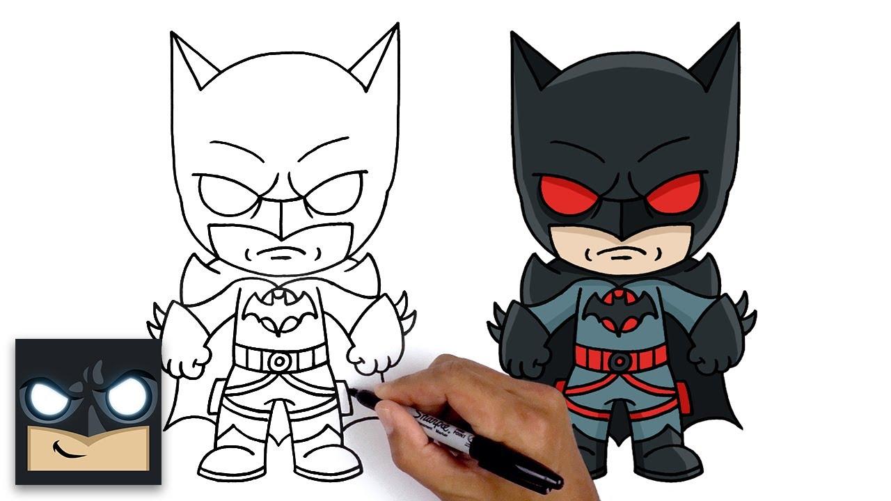 Come disegnare Flashpoint Batman | Fumetti DC