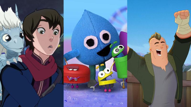 Emmy Awards diurni: 'Dragon Prince', 'Ask the Storybots' e 'Last Kids on Earth' vincono le principali categorie di animazione per Netflix