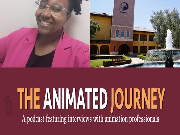 Joy Adams – Coordinatore del reclutamento per l'animazione DreamWorks |