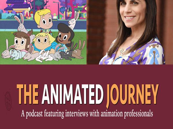 Aliki Theofilopoulos – coproduttore esecutivo per Harvey Girls Forever della DreamWorks TV! |