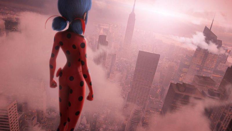 "ZAG e ON kids & family si preparano a 2 film di  ""Miraculous"""