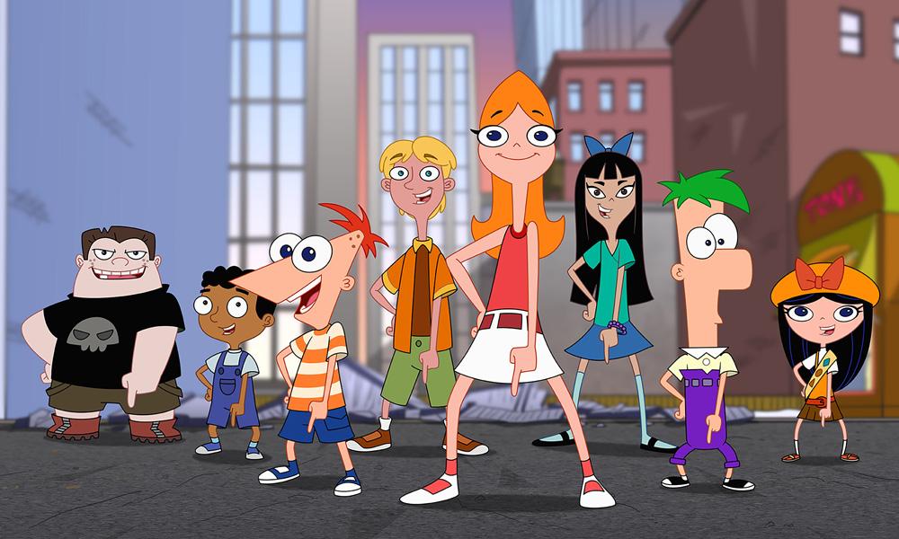 """Disney + annuncia il trailer ufficiale del nuovo film """"Phineas and Ferb"""""""