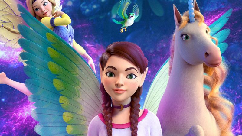 """Viva Kids tar den magiska """"Bayala"""" -filmen till amerikanska hem den 4 augusti"""
