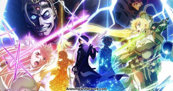 Il trailer dell'anime Art Online: Alicization War of Underworld Parte 2 –  L'ultima canzone di Eir Aoi
